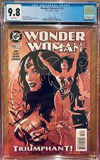 Wonder Woman #150 CGC 9.8 WP 1999 (Highest Graded) (Adam Hughes Cover) Rare