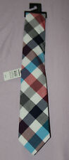 NEW with Tag EXPRESS Men's Ties in Plaid/Checker Print (NTW)