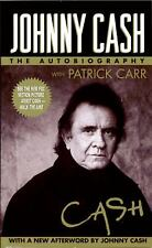 Cash : The Autobiography by Patrick Carr; Johnny Cash