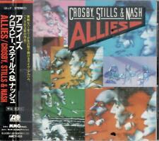 Crosby, Stills & Nash: Allies, 10 Track, Japanese Pressing CD