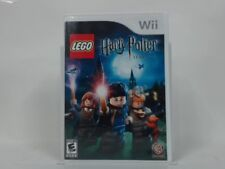 LEGO HARRY POTTER: YEARS 1-4 Wii Complete CIB Good