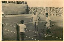 Autografo del giocatore di tennis Giuseppe Merlo (Merano, 11 ottobre 1927)