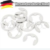 10 Stück Sicherungsring Aussen Rueckhalte Schnapp Ring E-Clip Sicher 2 mm L0059