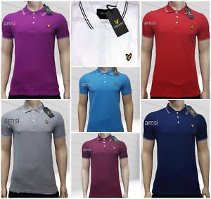 LYLE & SCOTT Short Sleeve  Classic Polo shirt !!! AMAZING SUMMER OFFER !!!