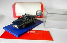Alfa Romeo 159 Guardia di Finanza M4 Diecast 1/43 Limited 1499 Pieces