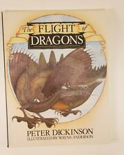 The Flight of Dragons by Peter Dickinson Paperback 1998