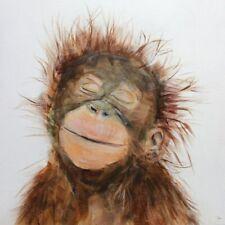 Monkey Full Drill DIY 5D Diamond Painting Cross Stitch Kits Mosaic Animal Art