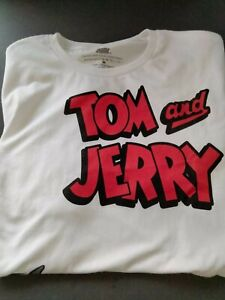 Tom and Jerry t- shirt