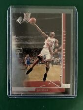 Michael Jordan 1996-97 Upper Deck SP #16 Basketball Card NM-MT