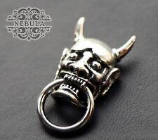 Hannya Cupronickel Wallet Chain Connector O-Ring Clasp Coppercraft Gift