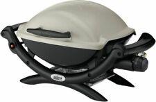 Weber Baby Q Q1000 LPG BBQ - Beige