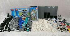 LEGO CITY 7741 + 7498 + MOTO - VRAC POUR PIECES.
