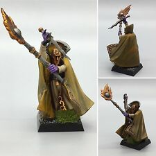 WARHAMMER AGE OF SIGMAR FROSTGRAVE EMPIRE BRETONNIAN BATTLE MAGE WIZARD SORCERER