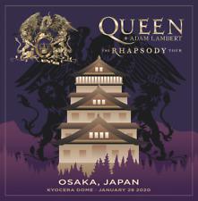 "QUEEN + ADAM LAMBERT : ""Live in Osaka 2020"""