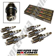 6 x HKS Super Fire bougies gamme thermique 9-pour 2009 CBA R35 GTR vr38dett
