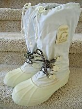 Sorel Boots Women's 8