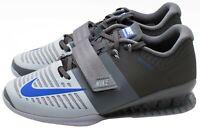 Nike Romaleos 3 Weightlifting /Powerlifting Shoe Cool Grey Men Size 14