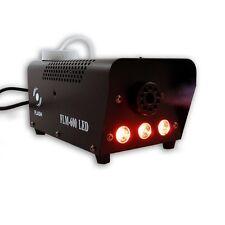 Flash FLM-600 Nebelmaschine LED ROT mit FLAME-Effekt Nebel Show Fogger Effekt
