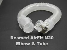 Elbow & Tube Short Tube For Resmed Air Fit N20 Airfit N20 Airfit N20 Nasal Mask