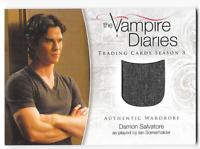 Vampire Diaries 3 Costume Wardrobe Relic Card Ian Somerhalder Damien M17 M-17
