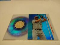 2003 Topps Finest Todd Helton Game Used Bat Card Colorado Rockies