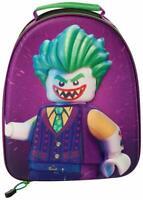 The LEGO Batman 'JOKER' 3D Lunch Bag Kids School Trips Official New
