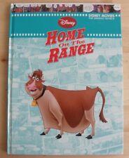 HOME ON THE RANGE Graphic Novel Disney Comic BOOK  Movies film Farm