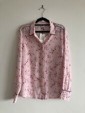 Marcs Silk Shirt Sz 12 BNWT