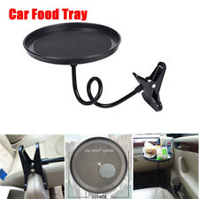 car multifunctional tray Drink Food Cup Tray /Coffee Holder  Black Non-slip ABS