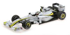 BRAWN GP BGP 001 J. BUTTON F1 WORLD CHAMPION 2009 MINICHAMPS 186090022 1:18 NEU