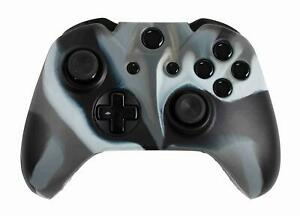 Orb Gaming Xbox One Silicone Skin Cover Grey Camo - New and Sealed