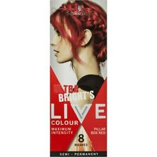 Schwarzkopf Live Colour Ultra Brights Pillar Box Red