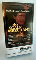 The Scalp Merchant - Paragon Video Productions - New Sealed 1984 OOP Rare Vhs
