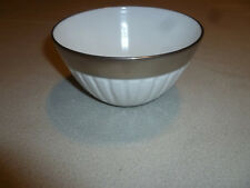 Michael Wainwright Small Platinum Bowl Nuts Cereal Ceramic Decorative