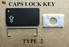 " New MacBook Air Keys 13"" Model  A1466  CAPS LOCK KEY & Clip  TYPE 2 "