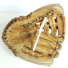 "Spalding TFO100 Elio Casini Leather Glove 12"" RHT Top Flite Baseball Softball"