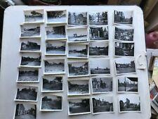 31 photos sully sur loire loiret apres bombardement allemands ww2 39.45
