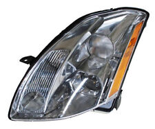 for 2004 2004  Nissan Maxima Left Driver Headlamp Headlight, Halogen LH 04