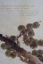 BOOK/LIVRE : SCIENTIFIC RESEARCH PICTORIAL ARTS OF ASIA
