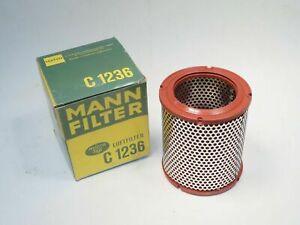 Air Filter Mann Brand Fits Peugeot 404 1969-1972  C1236