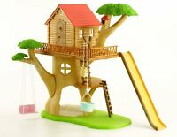 NEW SYLVANIAN FAMILIES 4618 Tree House + Accessories - Figures NOT Included