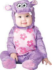 InCharacter 16025s Huggable Hippo Baby Costume Small