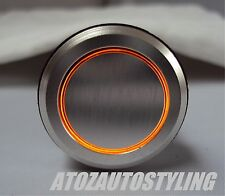 Savage Momentary Push Button PLAIN SWITCH *AMBER LED* <<EXCLUSIVE>>