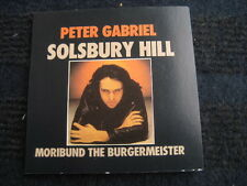 3 Inch CD  Peter Gabriel Solsbury Hill  3 Track Single EP  CDT33  Virgin Records