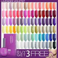 Large 12ml Soak Off UV LED Gel Nail Polish Varnish Base Coat 150+ Colors US Ship