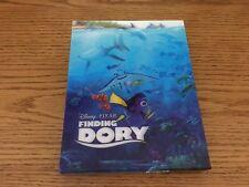 Finding Dory 3-Disc Blu-ray+DVD Embossed Steelbook Kimchi Lenticular Slip Case