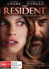 The Resident - Thriller / Violence / Horror / Terror - Hilary Swank - NEW DVD