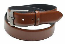 Esquire Derby Belt W105 Gürtel Accessoire Cognac Braun Neu