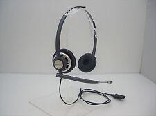 Plantronics EncorePro HW720 Binaural Wired Office Phone Noise Canceling Headset