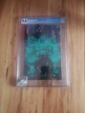 TMNT The Last Ronin Rare Variant #1 CGC 9.8 Aaron Bartling LTD 300 with Coin!